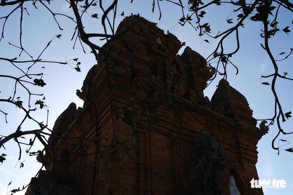 Tháp Chàm Po Klong Garai sừng sững giữa nắng gió Phan Rang - Ảnh 5.