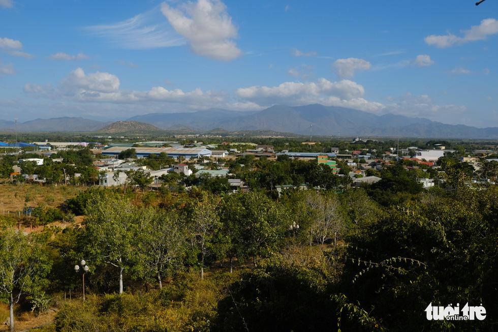 Tháp Chàm Po Klong Garai sừng sững giữa nắng gió Phan Rang - Ảnh 8.
