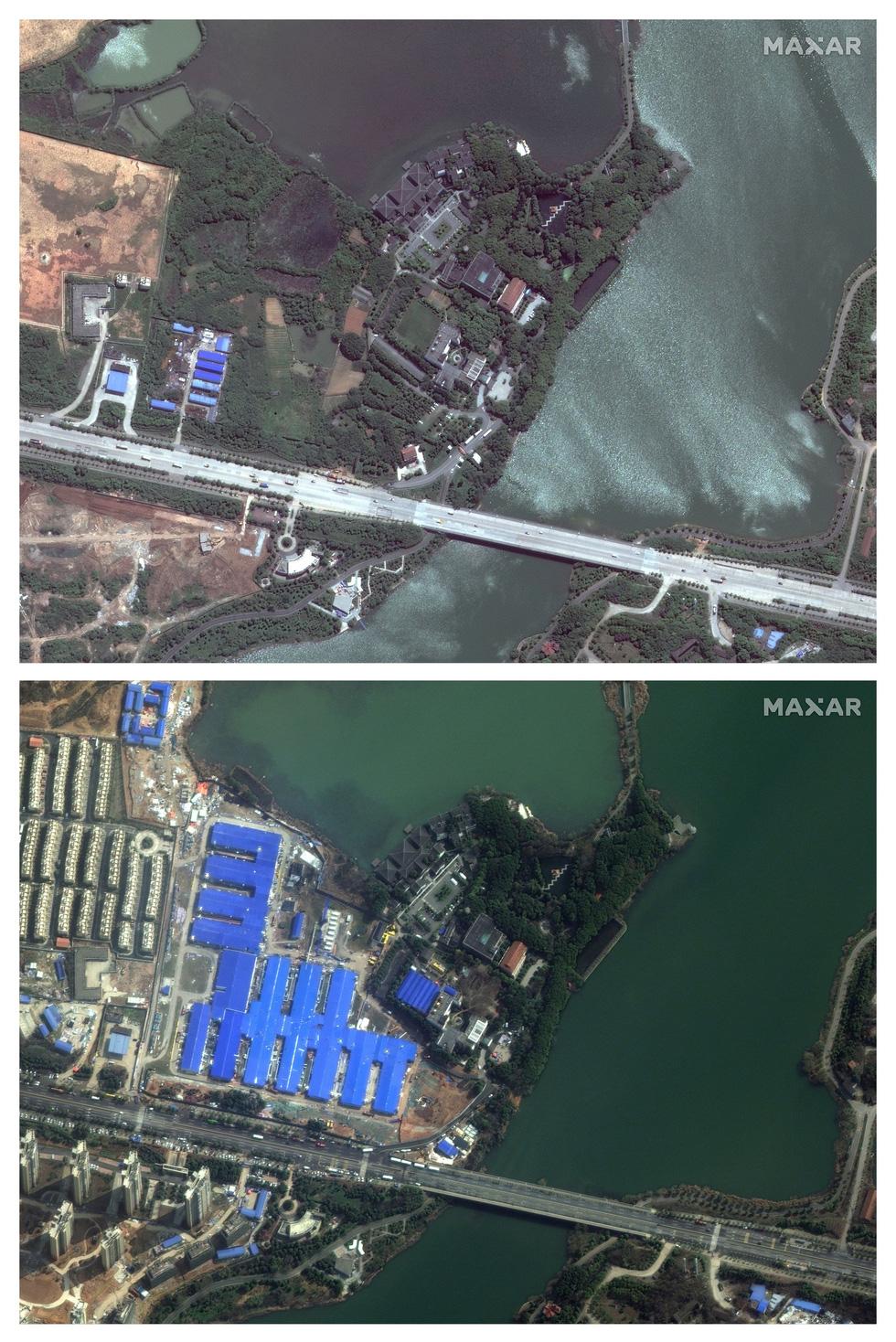 Chùm ảnh: Thế giới trước và sau cơn sóng thần COVID-19 - Ảnh 9.