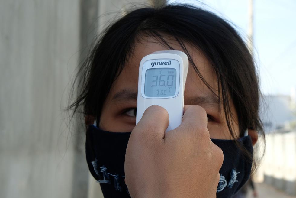 Cận cảnh thôn Văn Lâm 3, nơi cách ly 981 hộ dân liên quan đến bệnh nhân 61 - Ảnh 8.