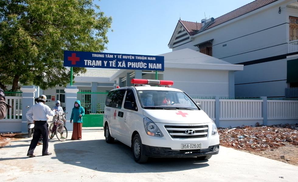 Cận cảnh thôn Văn Lâm 3, nơi cách ly 981 hộ dân liên quan đến bệnh nhân 61 - Ảnh 9.
