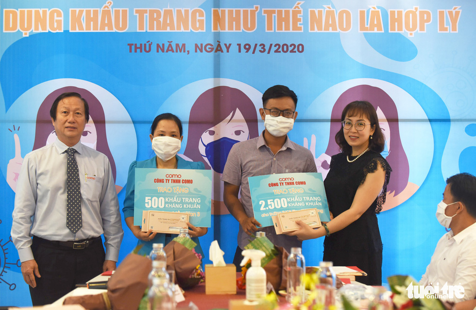 Chưa ngăn được khuẩn đã quảng cáo khẩu trang kháng khuẩn - Ảnh 12.