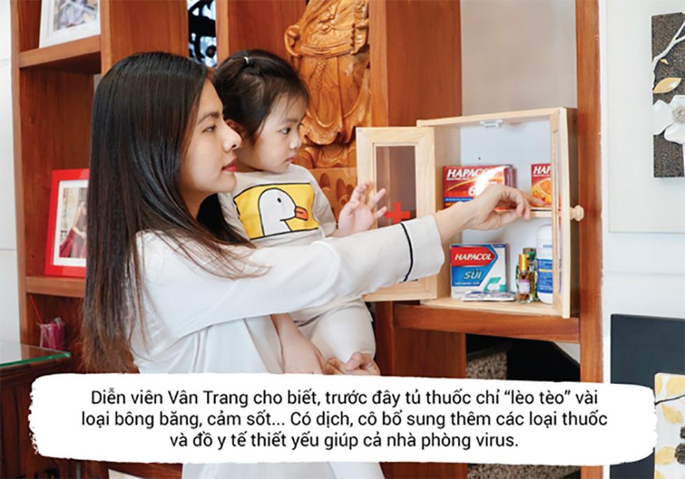 Những thứ không thể thiếu trong 'tủ thuốc gia đình' để phòng virus - Ảnh 2.