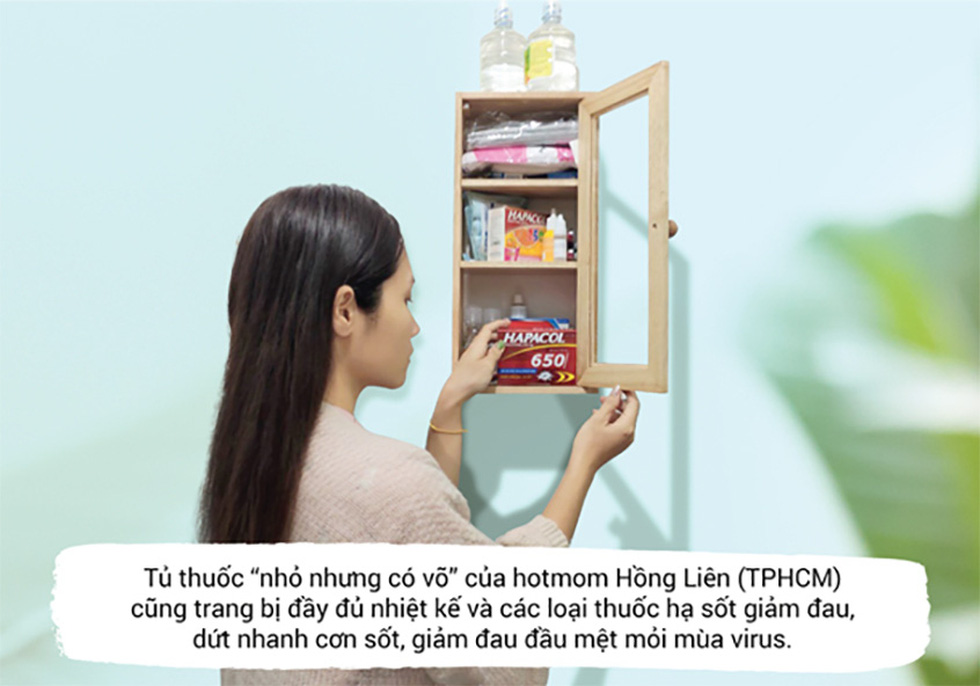 Những thứ không thể thiếu trong 'tủ thuốc gia đình' để phòng virus - Ảnh 5.
