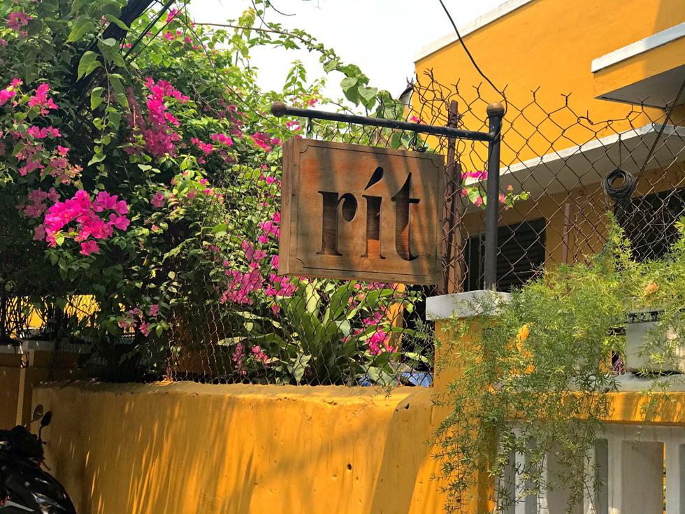 Hoa giấy nở rực rỡ Hội An trong những ngày corona - Ảnh 2.
