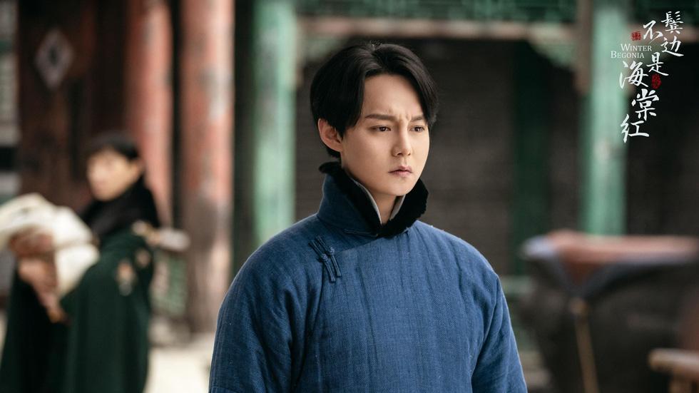 Bên tóc mai không phải hải đường hồng của Huỳnh Hiểu Minh, Xa Thi Mạn gây sốt - Ảnh 7.