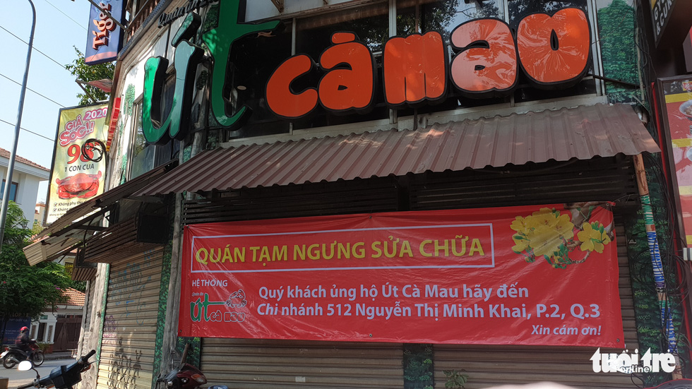 Hàng quán ở TP.HCM đồng loạt tạm đóng cửa dù bất ngờ - Ảnh 11.