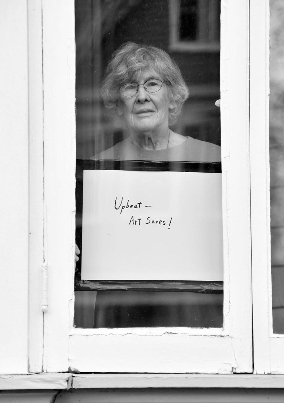 Thông điệp cửa sổ: Kết nối cô đơn mỗi tâm hồn thời COVID-19 - Ảnh 8.