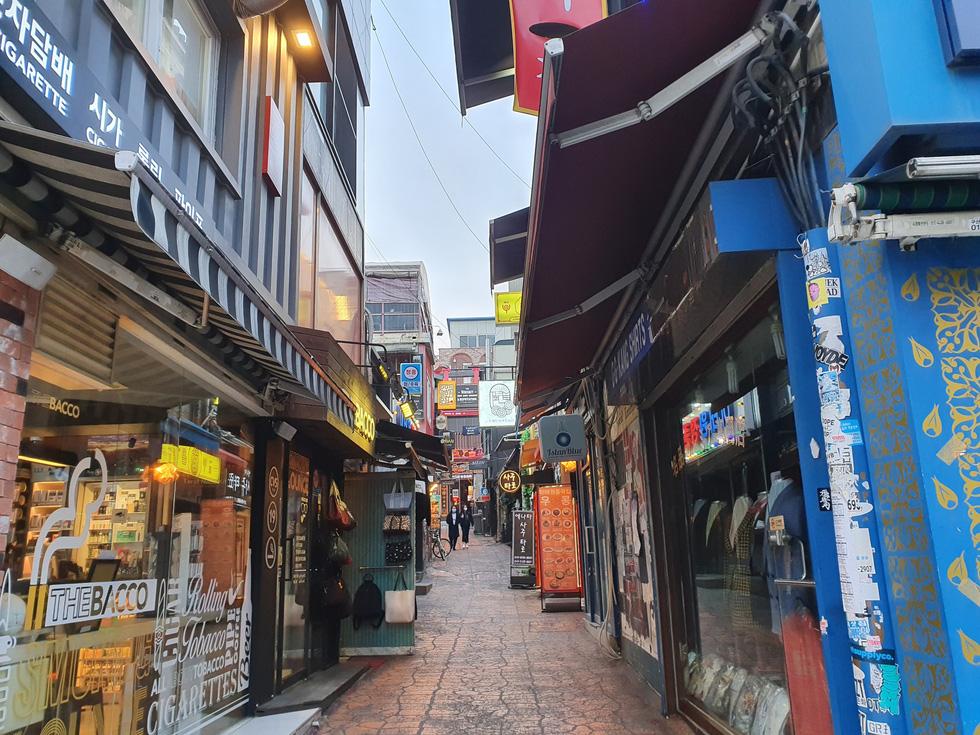 Cận cảnh Itaewon của Itaewon Class: quán Danbam, tiệm cafe Việt, phố Quy Nhơn - Ảnh 13.