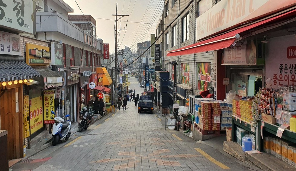 Cận cảnh Itaewon của Itaewon Class: quán Danbam, tiệm cafe Việt, phố Quy Nhơn - Ảnh 12.