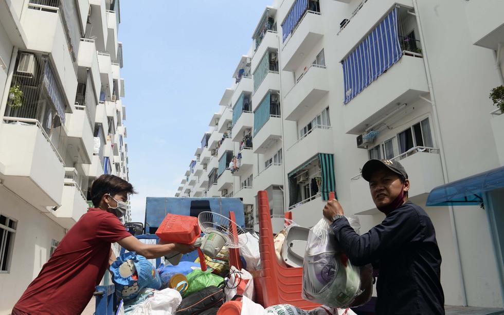 Căn hộ chung cư 25m2: Cơ hội cho dân nghèo có nhà - Ảnh 1.