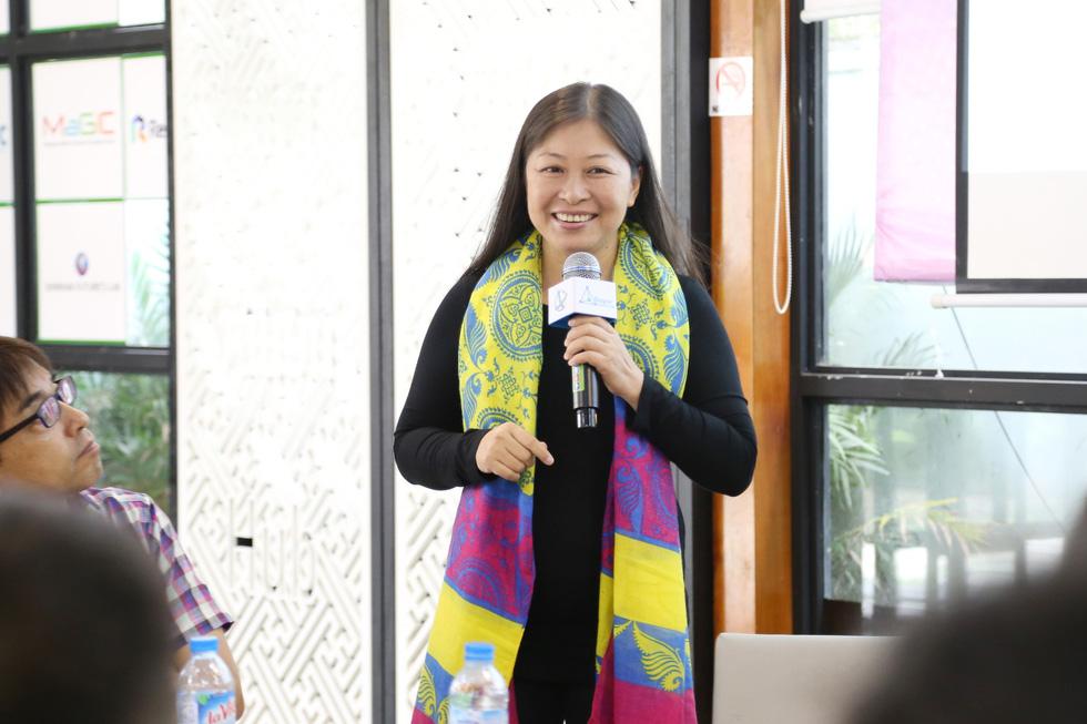 Tác giả Nguyễn Phi Vân: 3 từ khóa của tự học - Ảnh 1.
