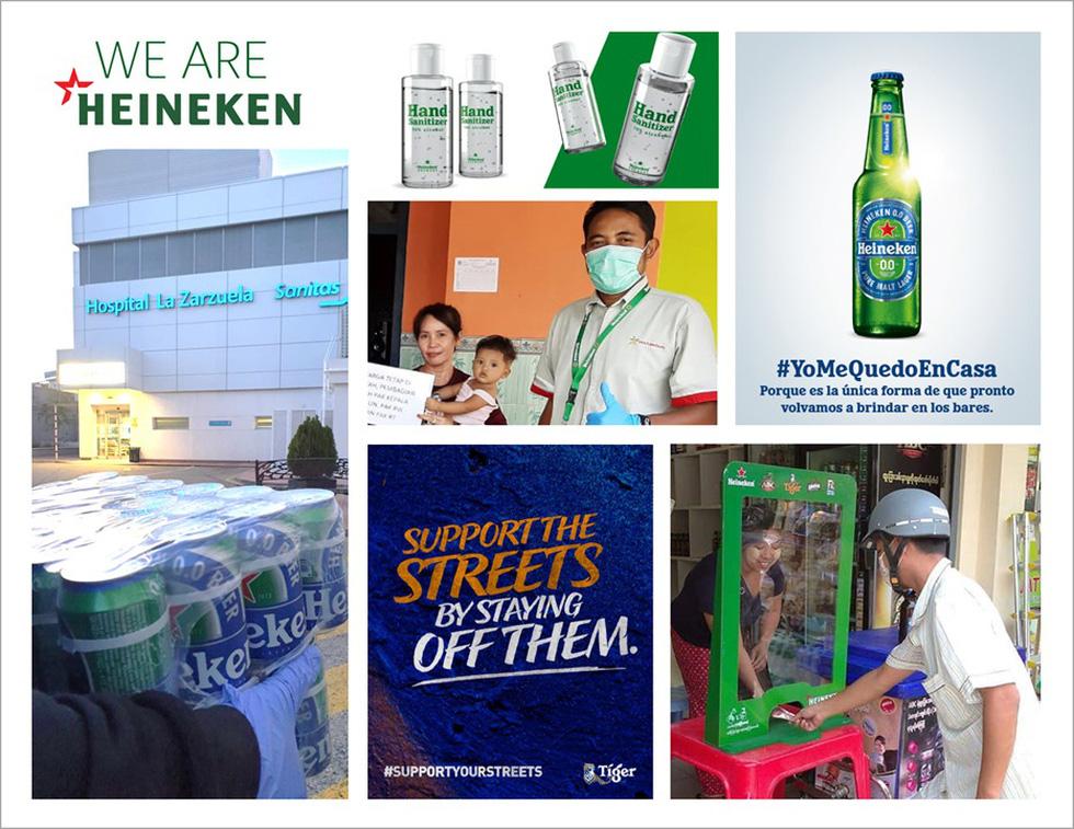 Heineken hỗ trợ nhóm yếu thế nhất chống chọi với đại dịch COVID-19 - Ảnh 1.