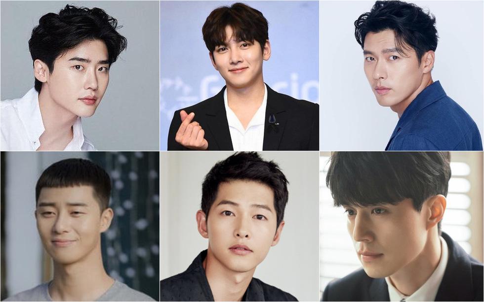 Top 10 sao Hàn Quốc đẹp trai nhất mọi thời đại gọi tên Lee Jong Suk, Lee Min Ho - Ảnh 1.