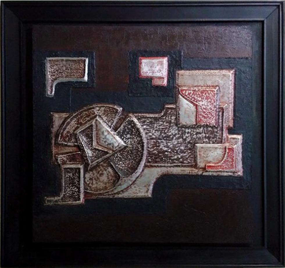 Ngắm tác phẩm của 13 điêu khắc gia trong triển lãm online - Ảnh 3.