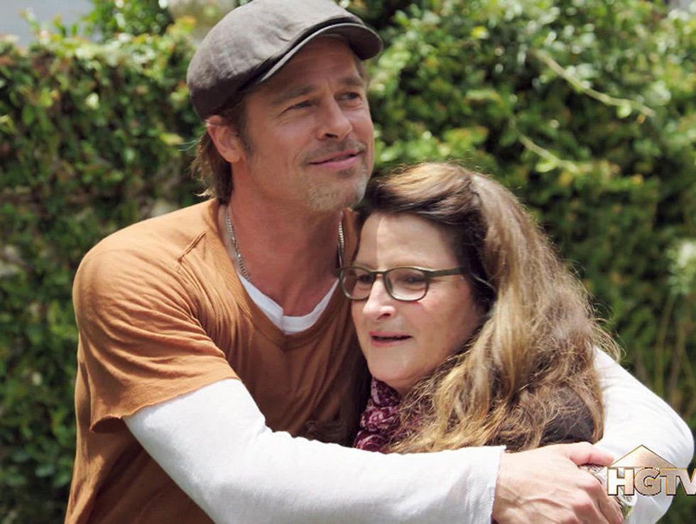 Brad Pitt tự tay sửa nhà cho bạn thân, được khen là quý ông đích thực - Ảnh 1.