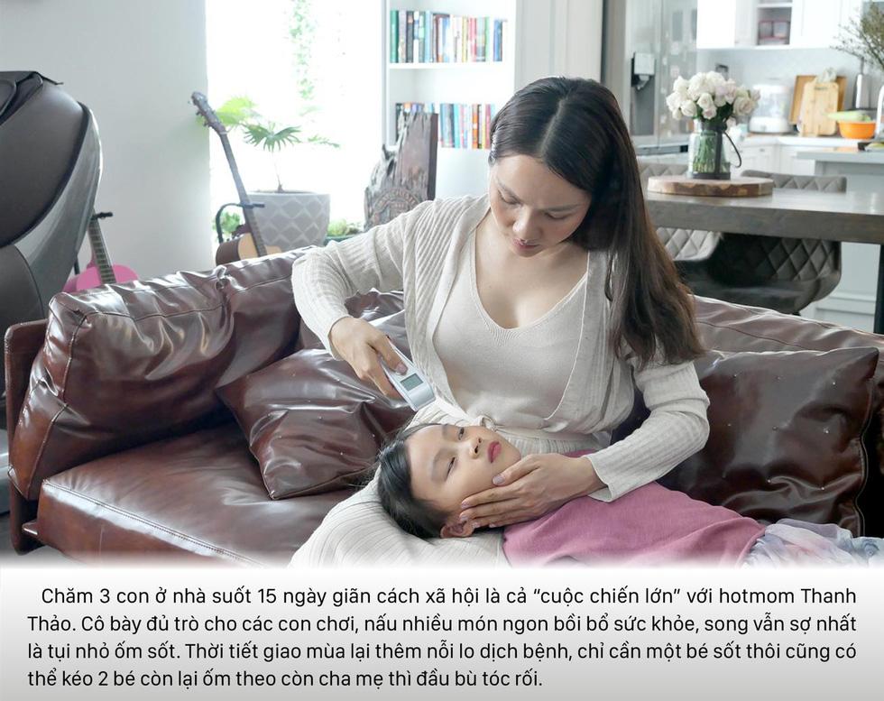 Tiêu chí chọn và dùng thuốc hạ sốt an toàn trong mùa dịch của Thanh Thảo - Ảnh 1.