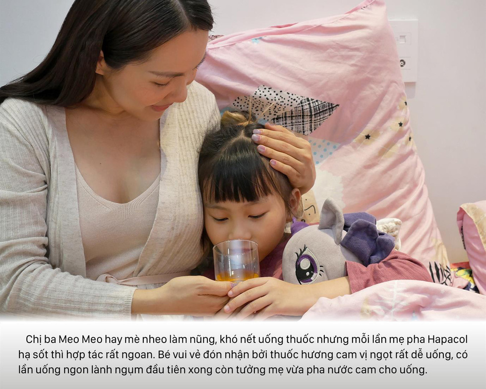 Tiêu chí chọn và dùng thuốc hạ sốt an toàn trong mùa dịch của Thanh Thảo - Ảnh 5.