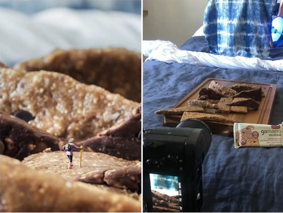 Ở nhà vì dịch, nhiếp ảnh gia du lịch sáng tạo bộ ảnh cực chất từ đồ dùng trong nhà - Ảnh 5.