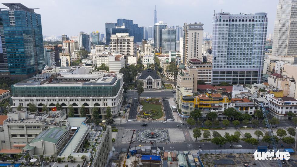 Metro số 1 Bến Thành - Suối Tiên đang băng băng về đích - Ảnh 1.
