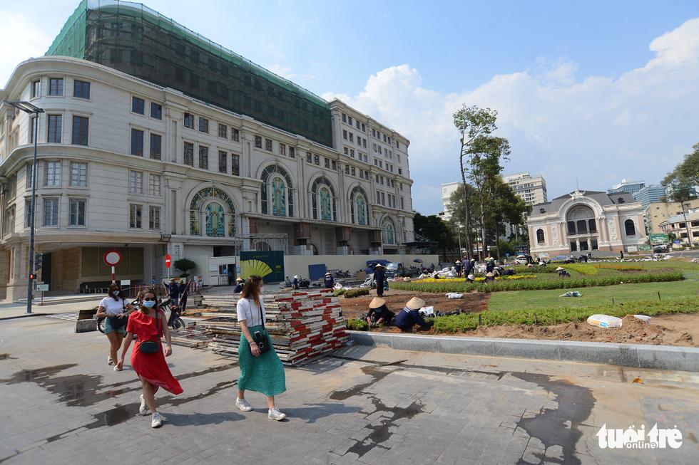 Metro số 1 Bến Thành - Suối Tiên đang băng băng về đích - Ảnh 8.