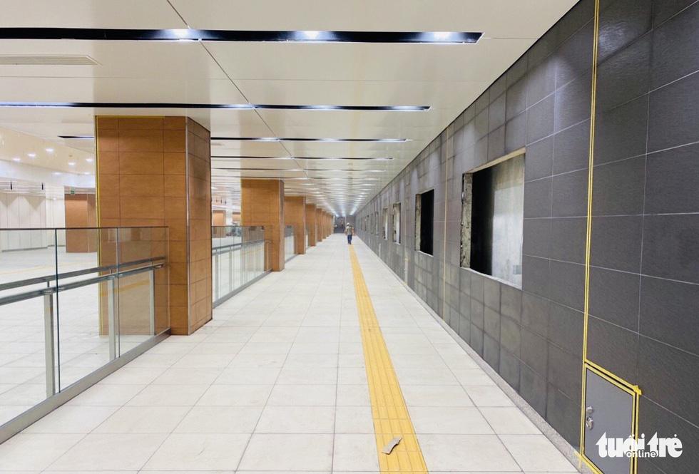 Metro số 1 Bến Thành - Suối Tiên đang băng băng về đích - Ảnh 11.