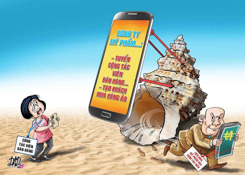 Dịch lừa đảo bán hàng online bùng phát trong mùa dịch COVID-19 - Ảnh 1.