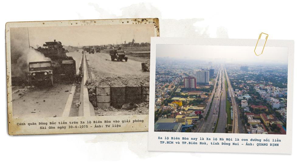 Những địa điểm lịch sử của Sài Gòn 45 năm trước và bây giờ - Ảnh 1.