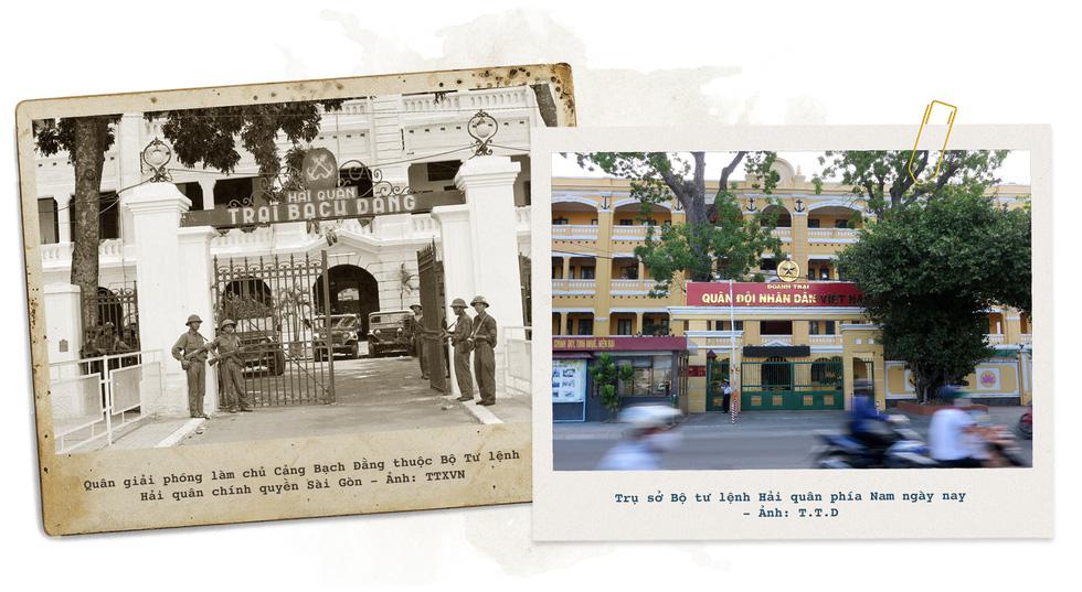 Những địa điểm lịch sử của Sài Gòn 45 năm trước và bây giờ - Ảnh 13.