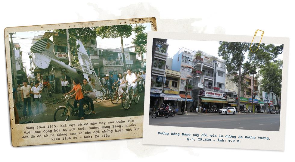 Những địa điểm lịch sử của Sài Gòn 45 năm trước và bây giờ - Ảnh 14.