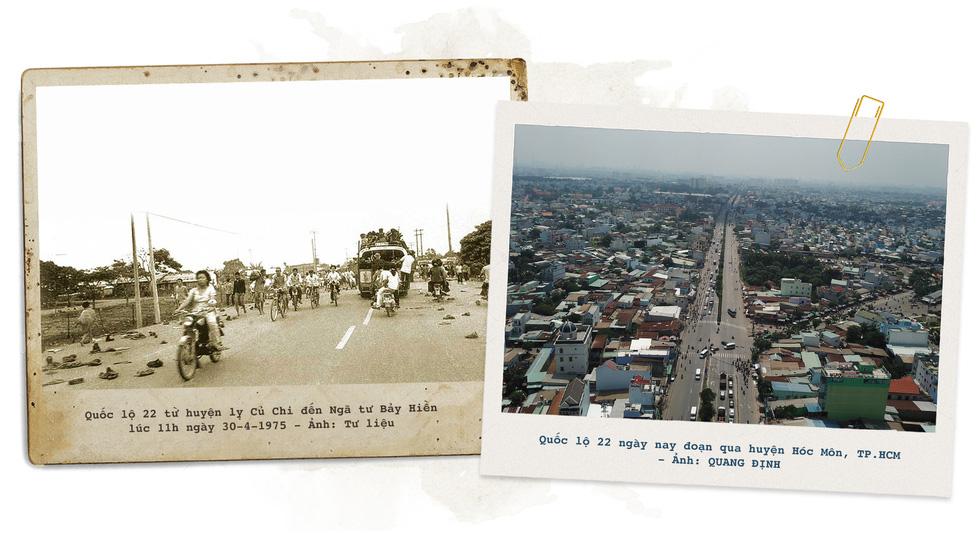 Những địa điểm lịch sử của Sài Gòn 45 năm trước và bây giờ - Ảnh 15.