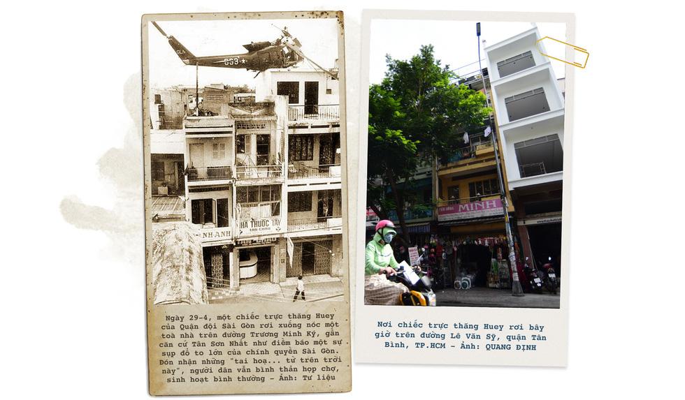 Những địa điểm lịch sử của Sài Gòn 45 năm trước và bây giờ - Ảnh 16.