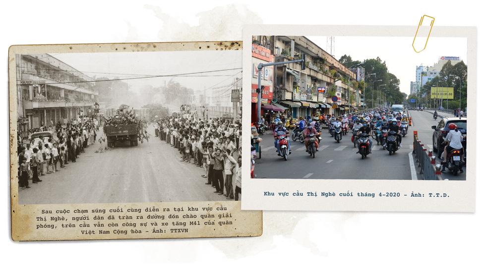 Những địa điểm lịch sử của Sài Gòn 45 năm trước và bây giờ - Ảnh 18.