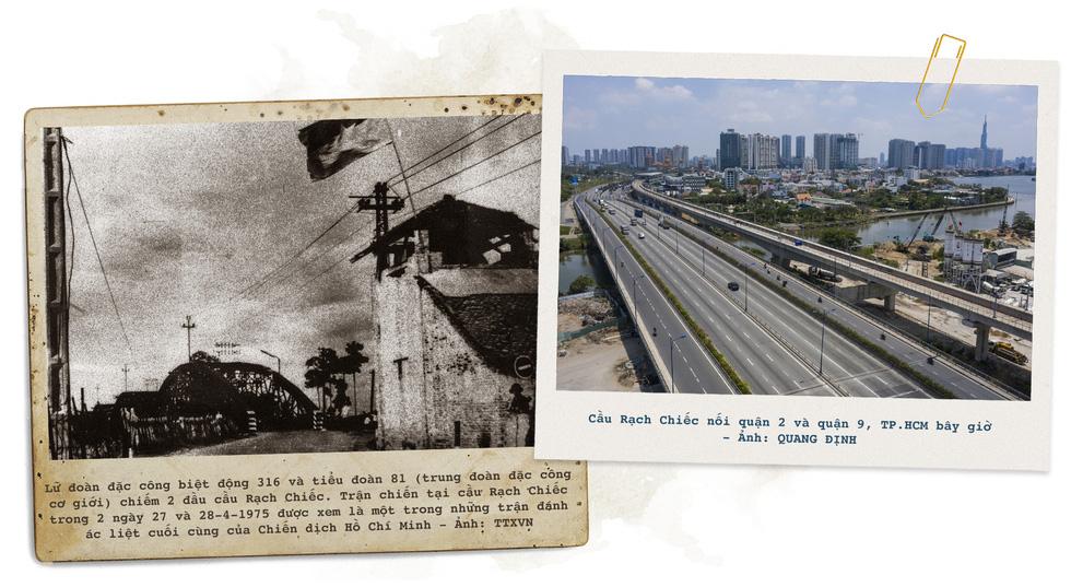 Những địa điểm lịch sử của Sài Gòn 45 năm trước và bây giờ - Ảnh 4.