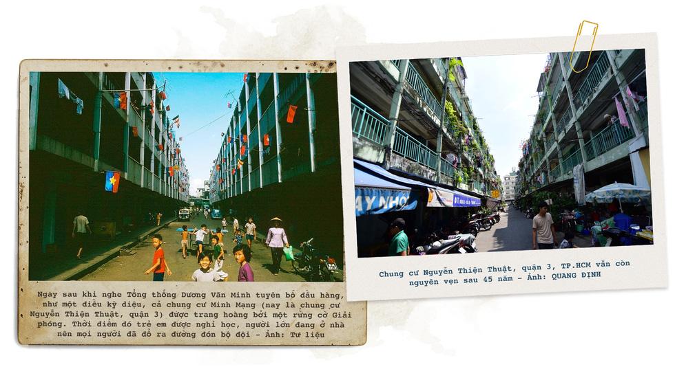 Những địa điểm lịch sử của Sài Gòn 45 năm trước và bây giờ - Ảnh 6.