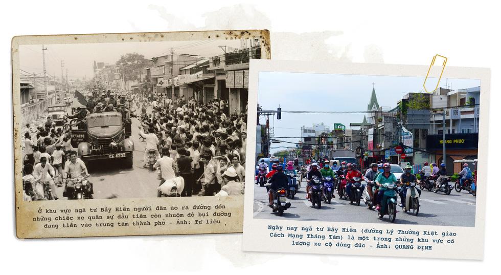 Những địa điểm lịch sử của Sài Gòn 45 năm trước và bây giờ - Ảnh 7.