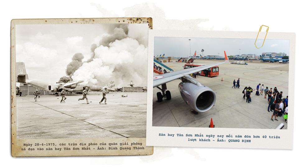 Những địa điểm lịch sử của Sài Gòn 45 năm trước và bây giờ - Ảnh 8.