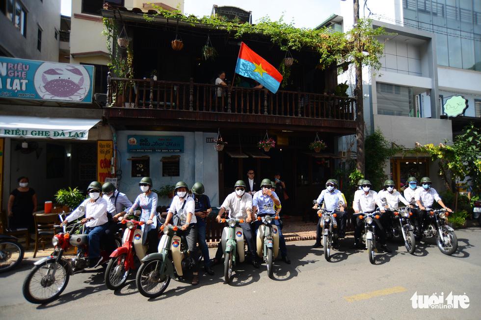 Theo dấu chân Biệt động Sài Gòn trong những ngày lịch sử - Ảnh 1.