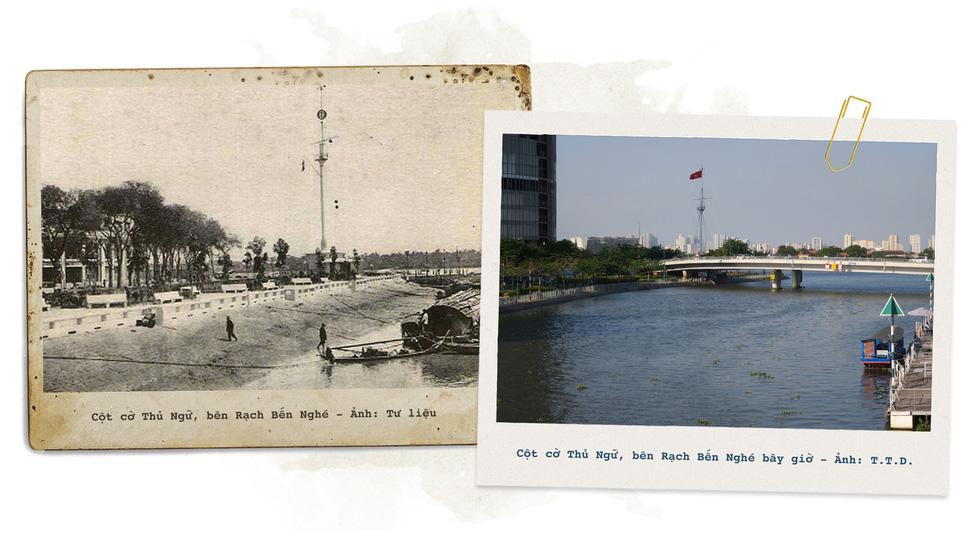 Những địa điểm lịch sử của Sài Gòn 45 năm trước và bây giờ - Ảnh 12.