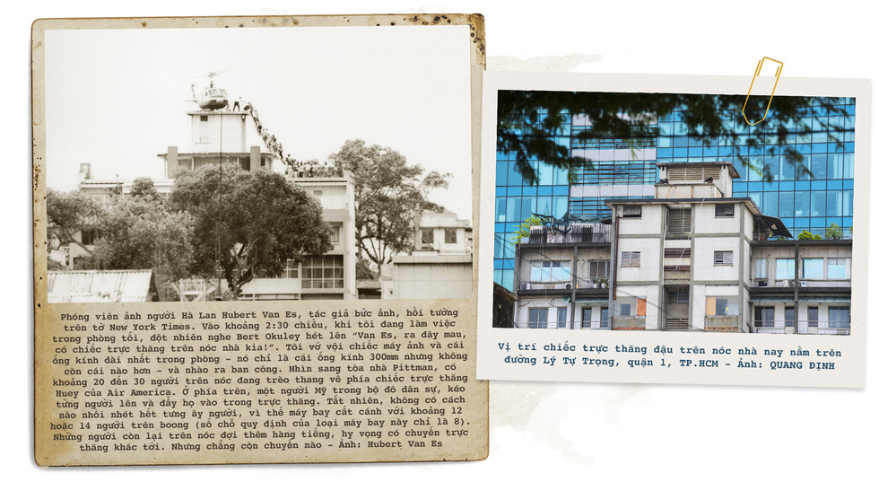 Những địa điểm lịch sử của Sài Gòn 45 năm trước và bây giờ - Ảnh 11.