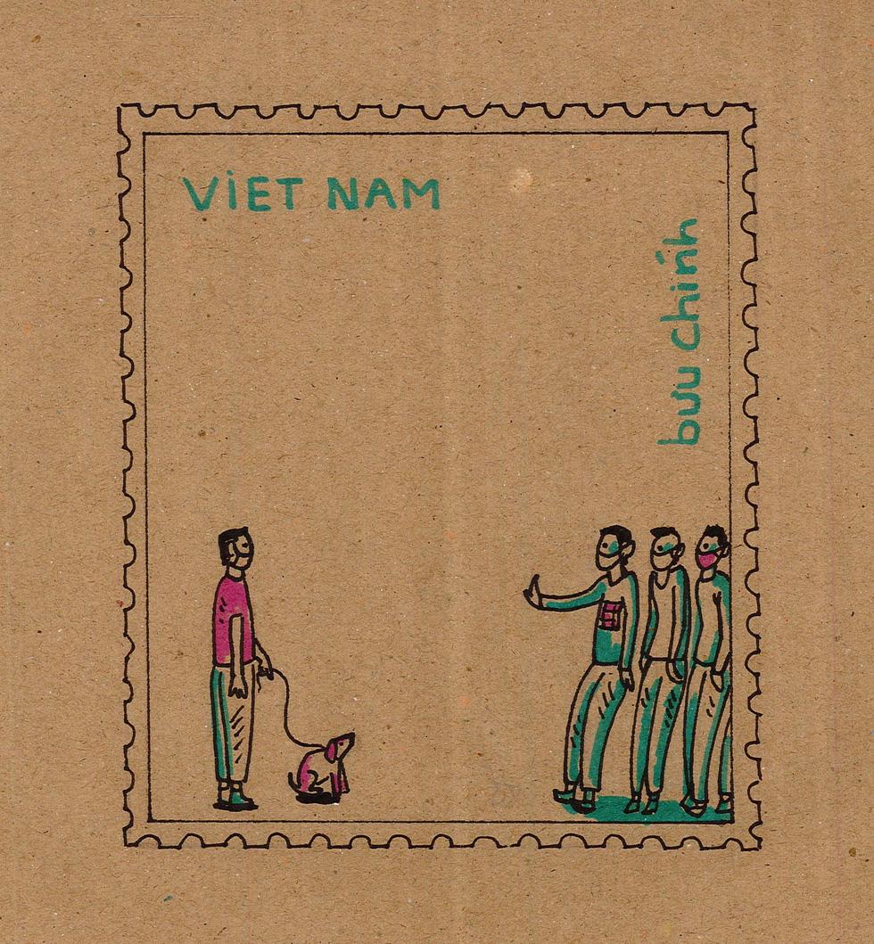 Ban nhạc Ngọt, Min, Châu Bùi... kêu gọi vẽ tranh chủ đề Lòng tốt dễ lây - Ảnh 10.