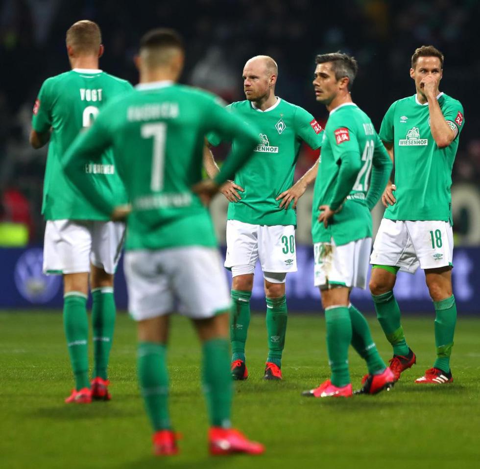 Điểm lại bảng xếp hạng các giải đấu hàng đầu châu Âu trước khi trở lại - Ảnh 13.