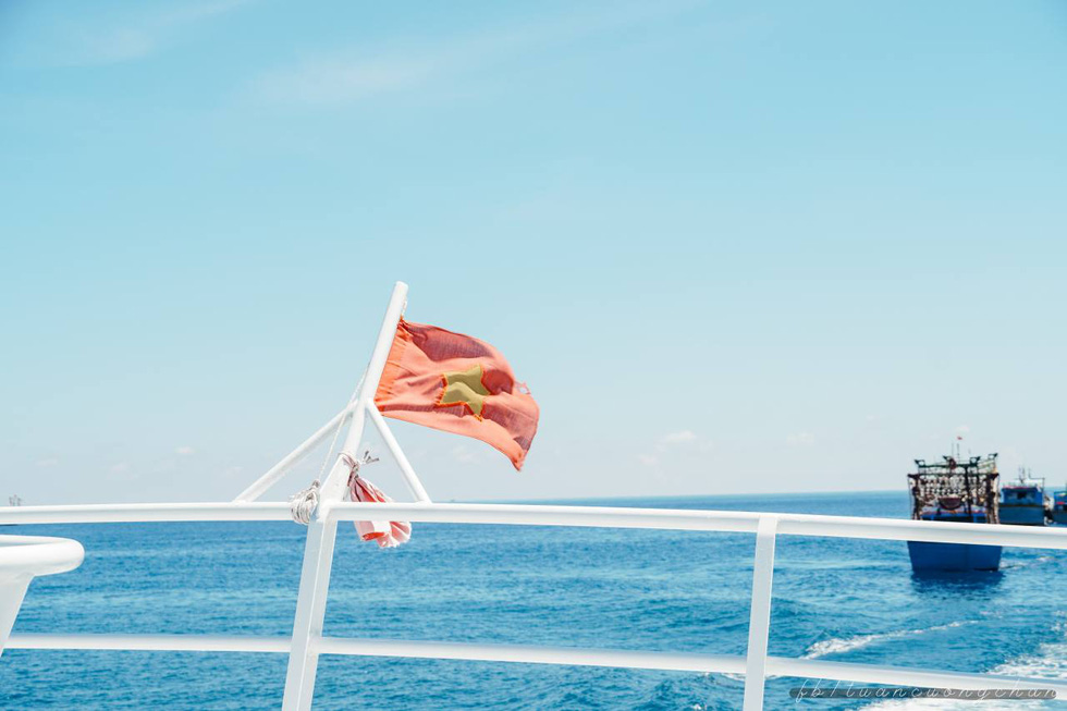 Ăn chơi hè hết đảo Phú Quý - Ảnh 2.