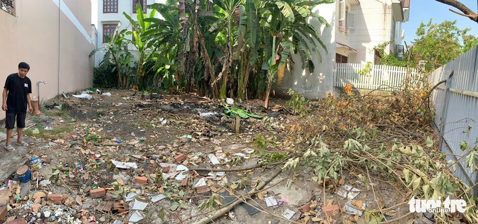 Đôi vợ chồng ở Sài Gòn biến khu đất 273m² thành vườn rau đầy cây trái sau thời gian cách ly - Ảnh 2.