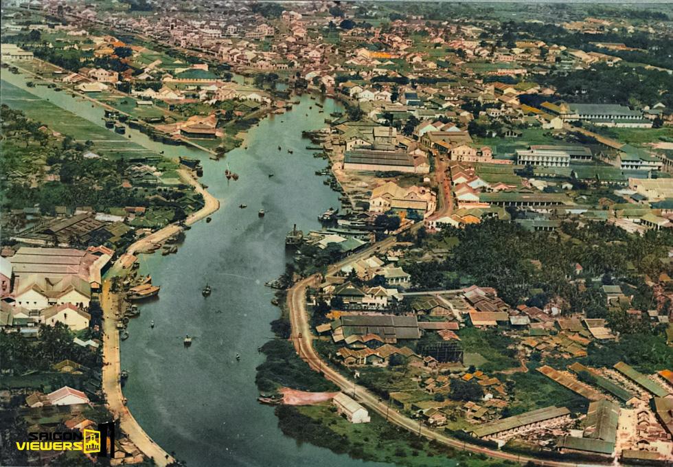 Bộ ảnh phục chế Sài Gòn 100 năm trước gây sốt vì màu xanh cây cối - Ảnh 14.