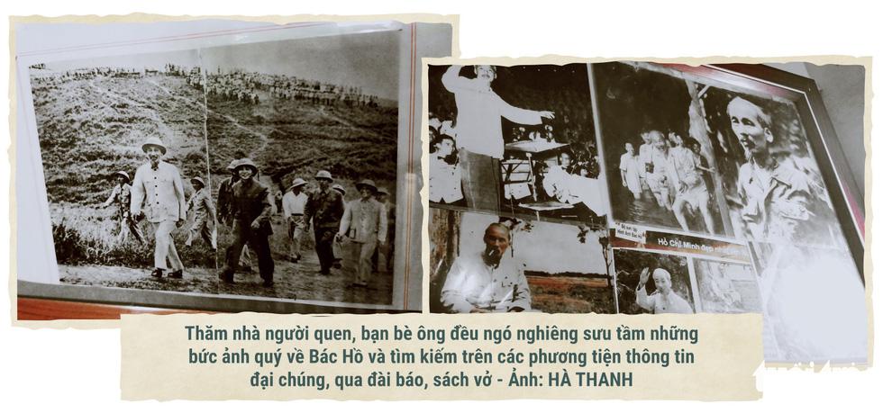 Lão nông kể chuyện về Bác Hồ qua những bức ảnh - Ảnh 6.