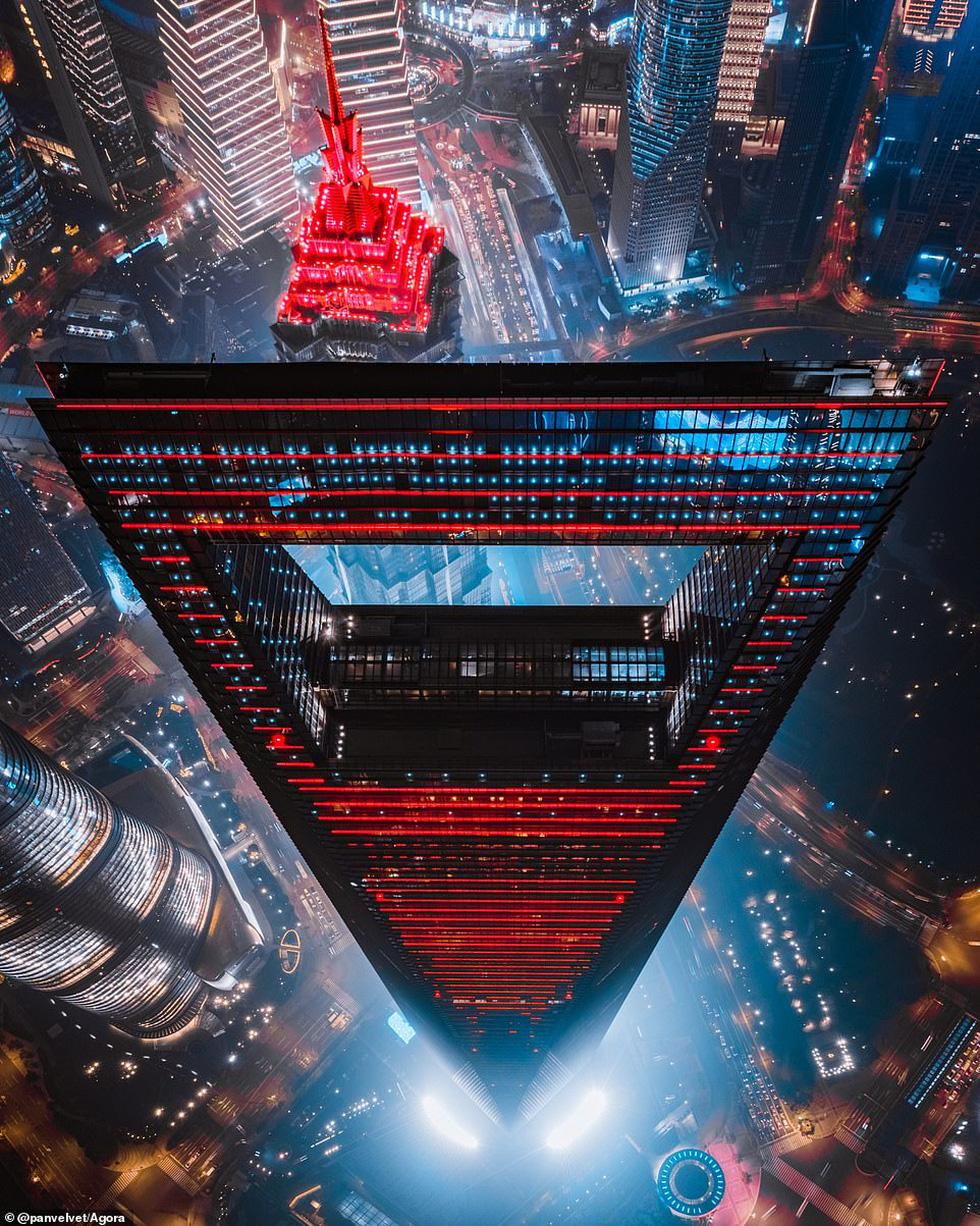 Ảnh Cầu Vàng vượt hơn 10.000 ảnh giành chiến thắng cuộc thi Architecture 2020 - Ảnh 3.