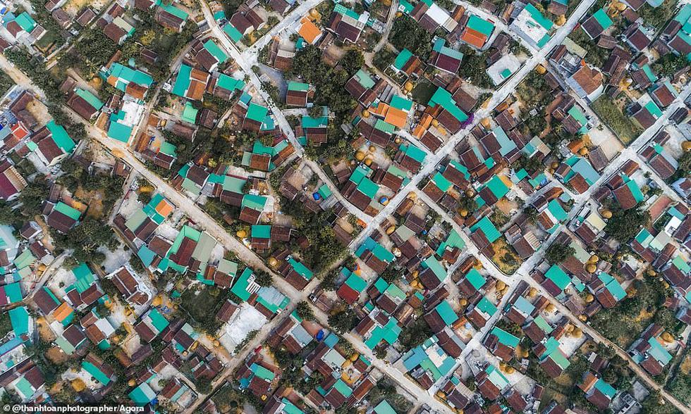 Ảnh Cầu Vàng vượt hơn 10.000 ảnh giành chiến thắng cuộc thi Architecture 2020 - Ảnh 4.