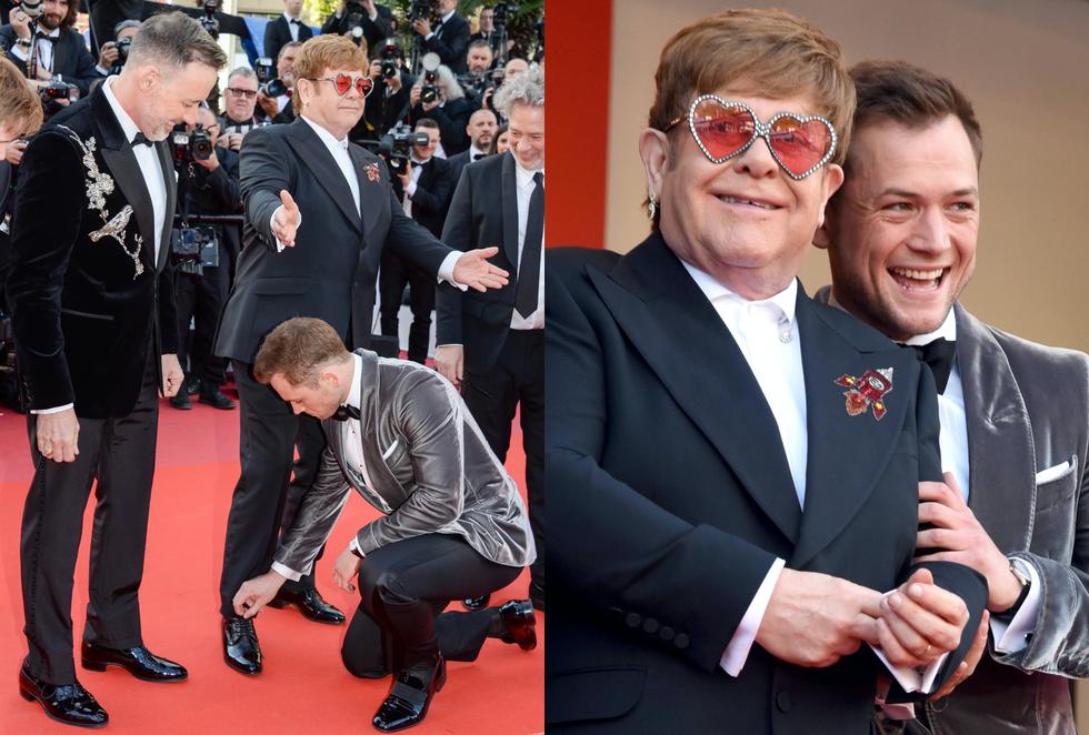 10 khoảnh khắc thú vị, ngọt ngào ở Liên hoan phim Cannes trong 10 năm qua - Ảnh 9.