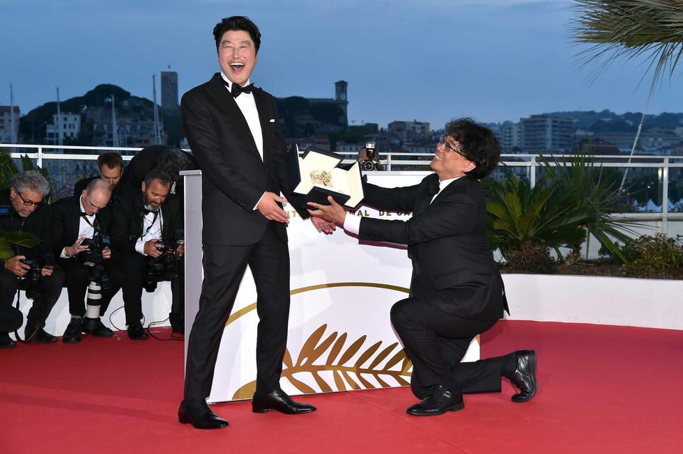 10 khoảnh khắc thú vị, ngọt ngào ở Liên hoan phim Cannes trong 10 năm qua - Ảnh 10.